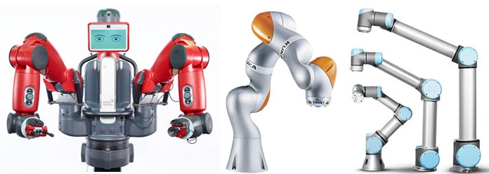 cobot seçimi, cobot karşılaştırma, kolaboratif robot özellikleri, endüstri 4.0
