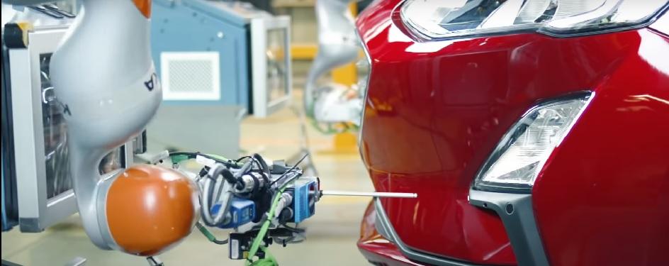 ford cobot kolaboratif robot, kuka, cobot, endüstri 4.0