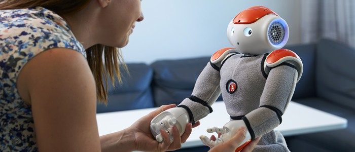 insan robot etkileşimi, endüstri 4.0, human robot interaction