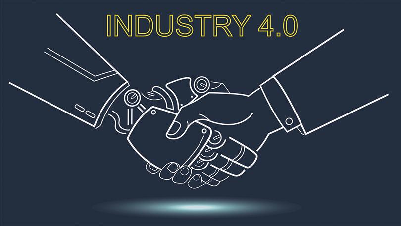 endüstri 4.0, dijital dönüşüm, dördüncü sanayi devrimi, 4. sanayi devrimi, karanlık fabrika, akıllı üretim, otonom fabrika