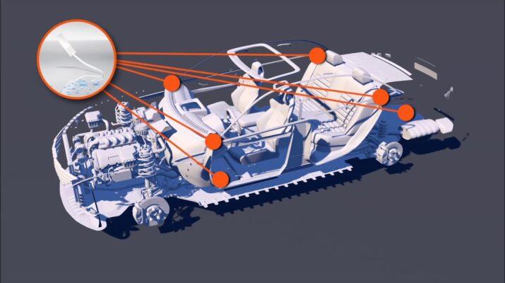 audi, rfid, drone, endüstri 4.0